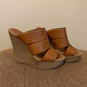 Coach Shoes - Coach Bristol Wedge 8.5
